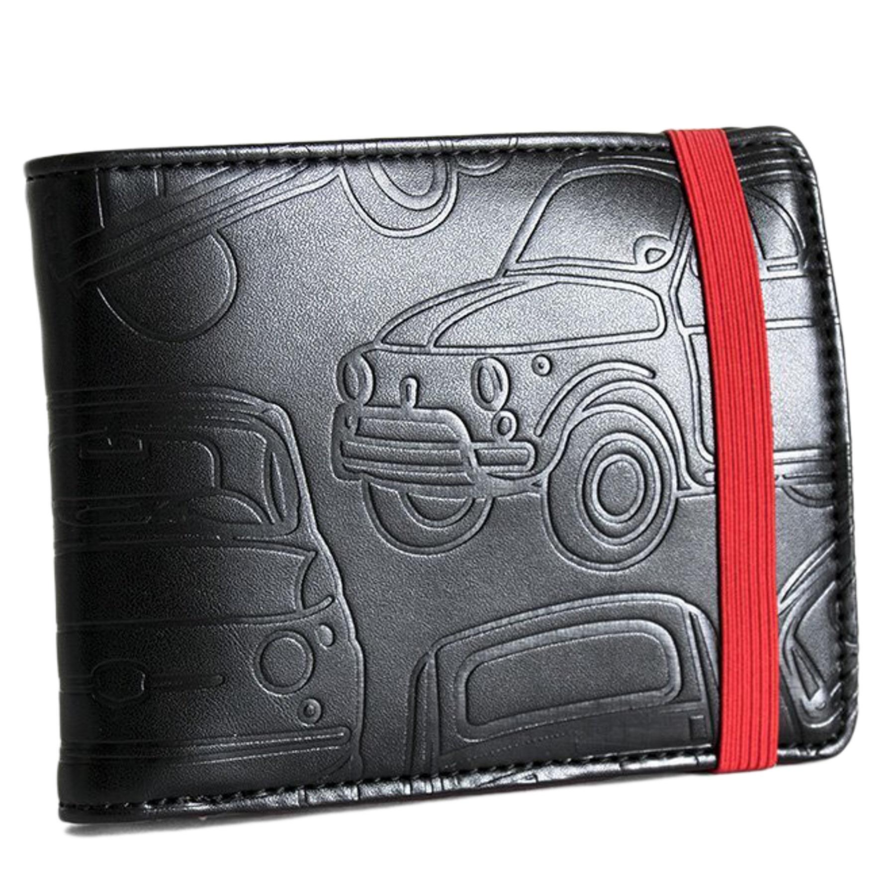 Original  Brieftasche Vintage