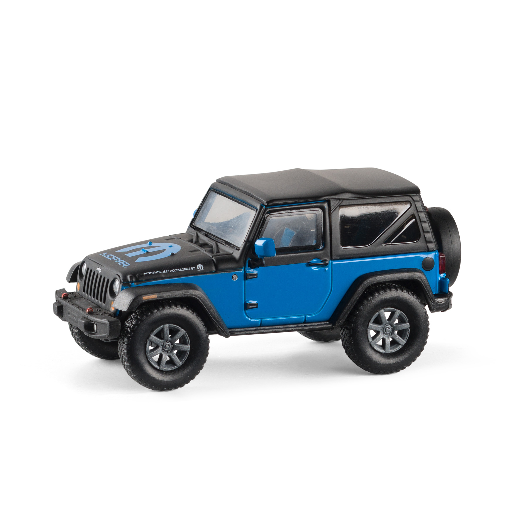 Original  Modellauto Jeep Wrangler
