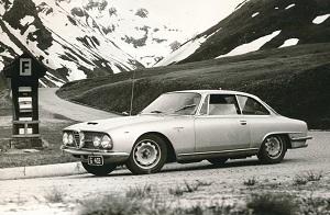 Oskar Vogl bei der Semperit Rallye 1966